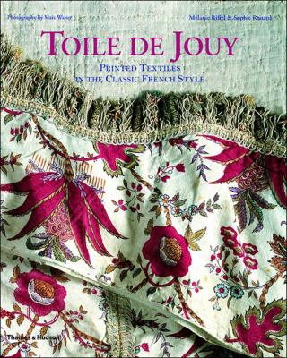 Toile De Jouy Printed Textiles in the Classic French Style