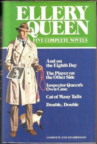 Ellery Queen: 5 Complete Novels