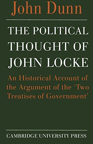 an argument in favor of john lockes philosophies The critical thinking of  by those who reflected seriously on the natural world that egocentric views of world must be abandoned in favor  john dewey.