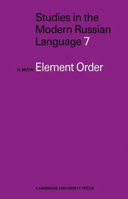 Element Order