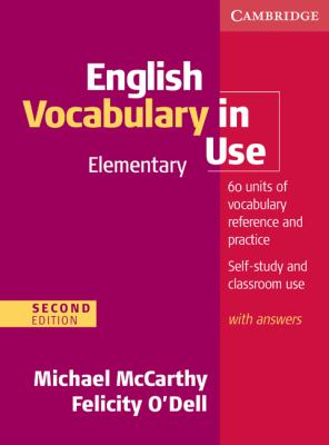 English Vocabulary in Use: Elementary Edition with answers