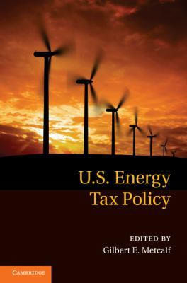 U. S. Energy Tax Policy