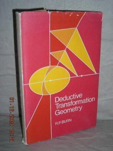 Deductive Transformation Geometry