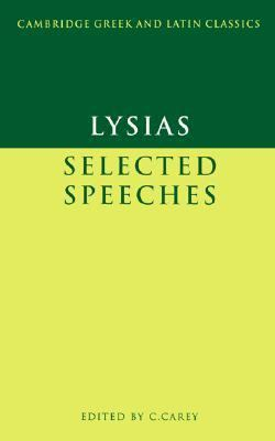 Lysias, Selected Speeches