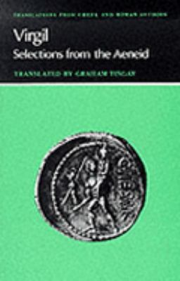 Virgil Selections from the Aeneid