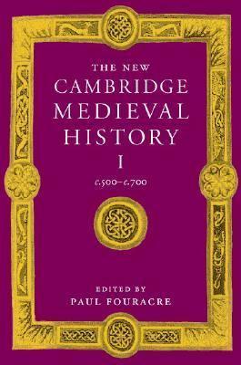 New Cambridge Medieval History c.500-c.700