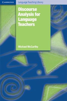Discourse Analysis for Language Teachers