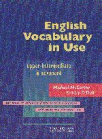 English Vocabulary in Use Upper-intermediate & advanced