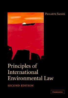 Principles of International Environmental Law 2nd Edition ...