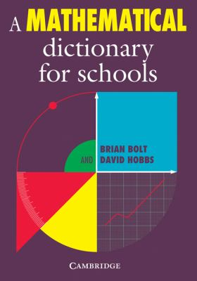 Mathematical Dictionary for School
