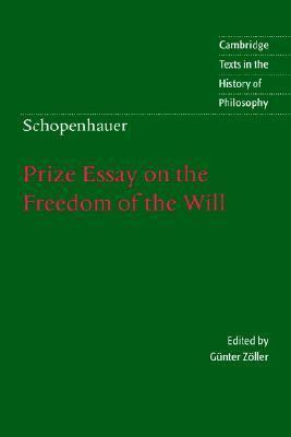 Essay freedom prize schopenhauer will