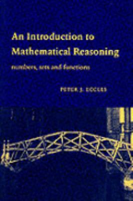 Introduction to Mathematical Reasoning Numbers, Sets and Functions