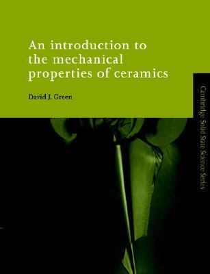 Introduction to the Mechanical Properties of Ceramics