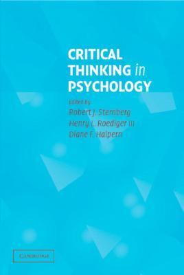 what is the role of critical thinking in psychology