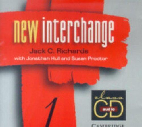 New Interchange Class audio CD 1: English for International Communication