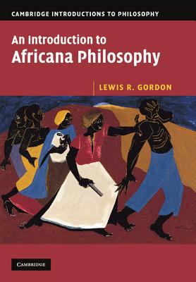 Introduction to Africana Philosophy