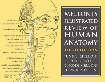 Melloni's Student Review of Human Anatomy
