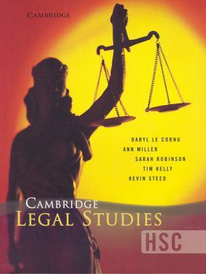 Cambridge Legal Studies HSC