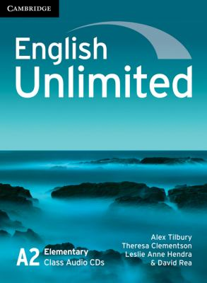 English Unlimited Elementary Class Audio CDs (3)