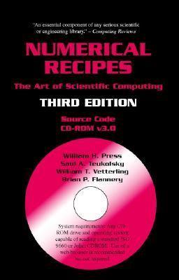 Numerical Recipes Source Code The Art of Scientific Computing