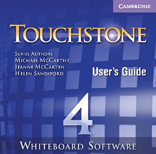 Touchstone Whiteboard Software 4 Single Classroom (No. 4)