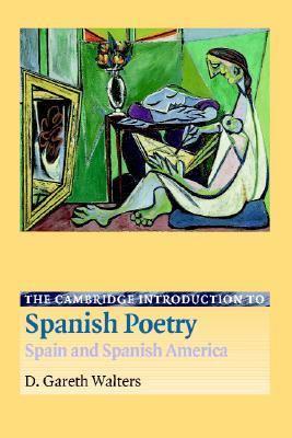 Cambridge Introduction to Spanish Poetry