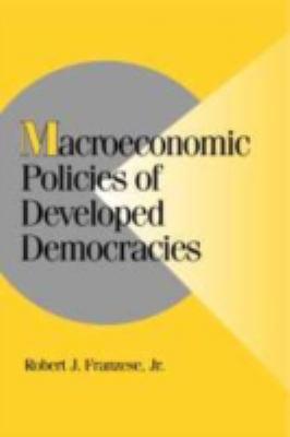 Macroeconomic Policies of Developed Democracies