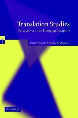 Translation Studies Perspectives on an Emerging Discipline