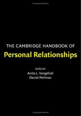Cambridge Handbook of Personal Relationships