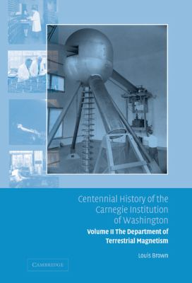 Centennial History of the Carnegie Institution of ...