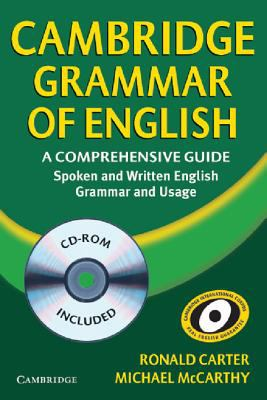 Cambridge Grammar of English A Comprehensive Guide