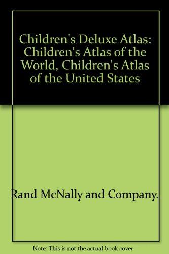 Rand McNally Children's Deluxe Atlas Set