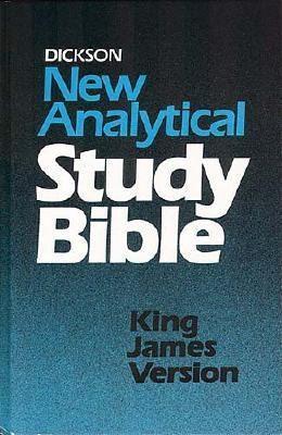 Dickson New Analytical Study Bible King James Version