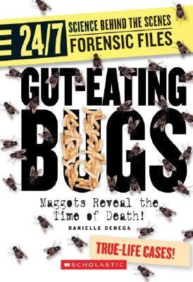 Gut-eating Bugs Maggots Reveal the Time of Death!
