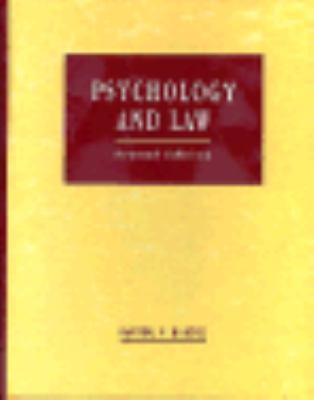 Psychology+law