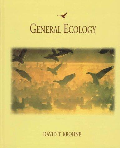 General Ecology (Mapping Social Psychology Series)