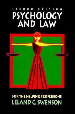Psychology and Law for the Helping Professions