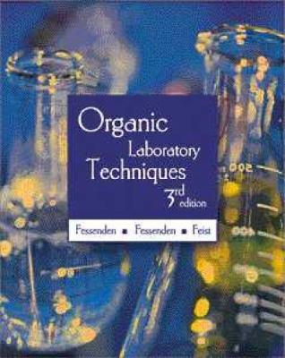 PDF DOWNLOAD TECHNIQUES FESSENDEN ORGANIC LABORATORY