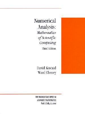 Numerical Analysis Mathematics of Scientific Computing