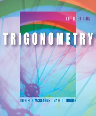 Trigonometry With Infotrac