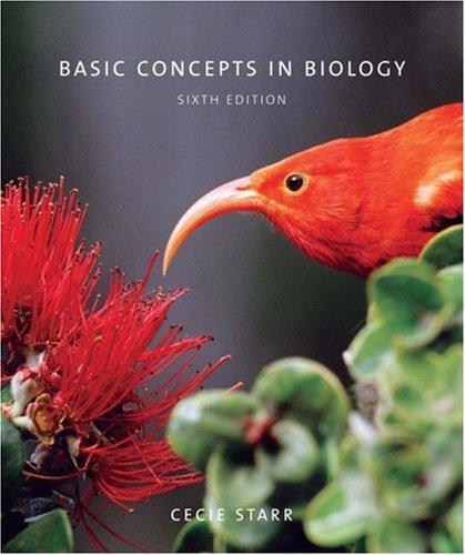 Basic Concepts in Biology (Brooks/Cole Biology)