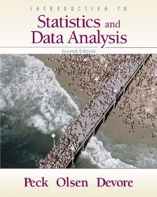introduction to statistics and data analysis pdf