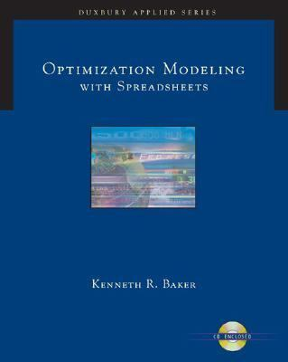 Optimizing Modeling With Spreadsheets