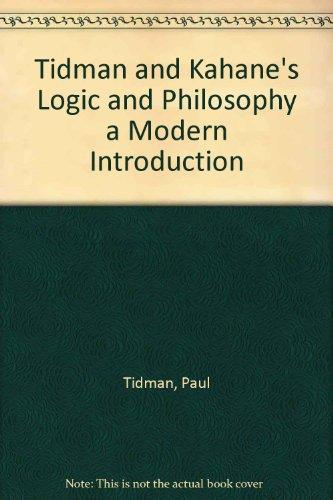 introduction to modern philosophy This popular introduction to modern philosophy features question-based chapters with a stimulating debate-style format, and intersperses primary sources with.