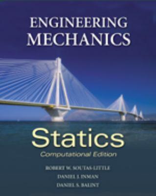 Engineering Mechanics Statics Computational Edition
