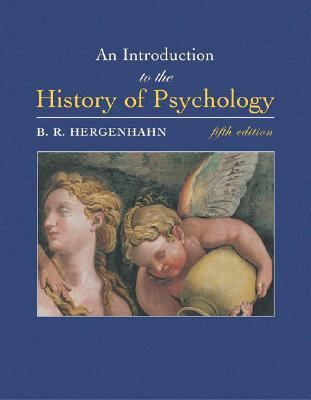 Introduction To The History Of Psychology With Infotrac