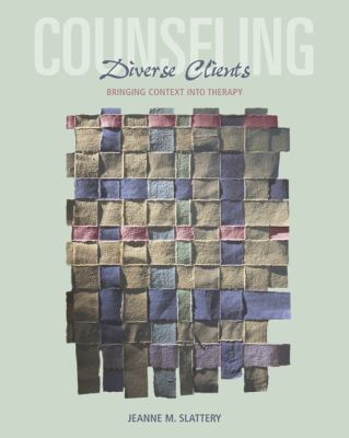 Counseling Diverse Clients
