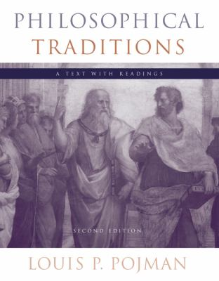 Philosphical Traditions A Text With Readings