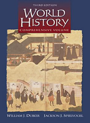 World History With Infotrac Comprehensive Volume