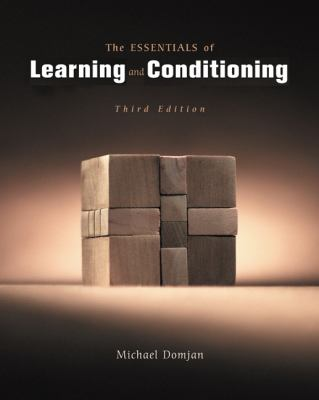 Essentials of Conditioning and Learning